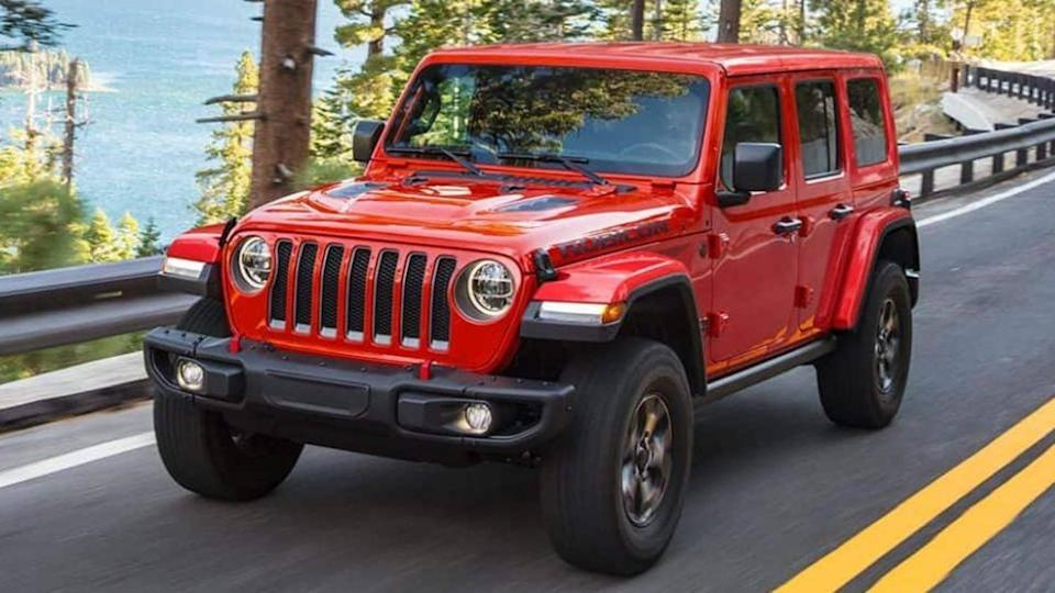 2021 Jeep Wrangler launched in India at Rs. 53.90 lakh