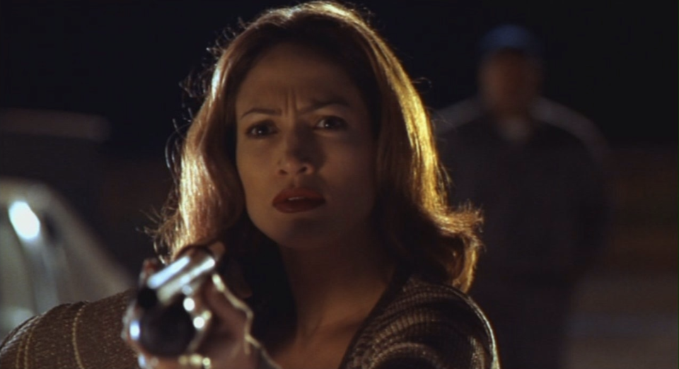 Jennifer Lopez in Out Of Sight (credit: Universal Pictures)