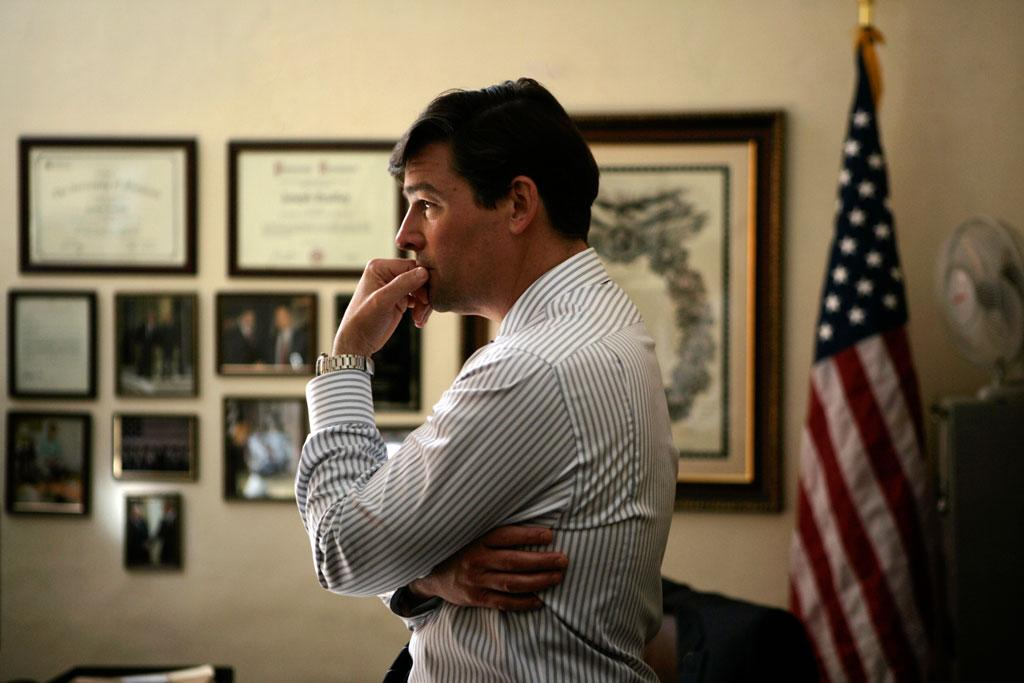 "Kyle Chandler in Columbia Pictures' ""Zero Dark Thirty"" - 2012"