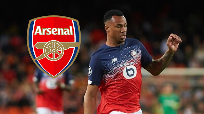 'Gabriel has asked me questions about the Premier League' - Arsenal-linked defender 'in process of moving', says Lille team-mate Fonte