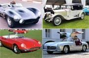 Thanks to the Legion, we now know which classic cars the 'King of Good Times' Vijay Mallya, might have in his garage.