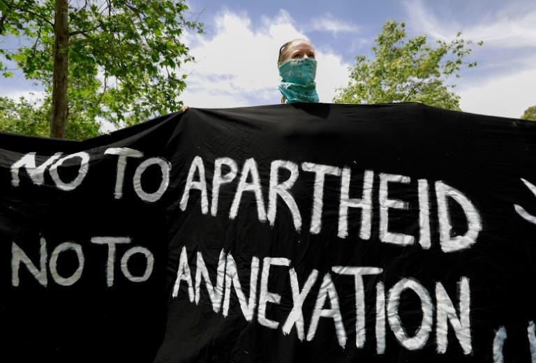 """Palestinian activists, including NGOS, routinely use the term """"apartheid"""" to describe Israeli policies but its use by an established Israeli organisation has brought shock"""
