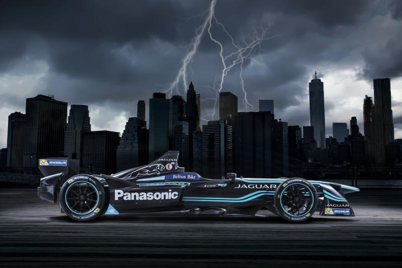 Formula E's electric cars will hit the streets of New York City in July 2017