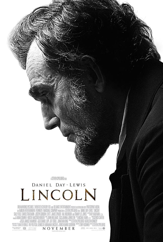 "DreamWorks' ""Lincoln"" - 2012"