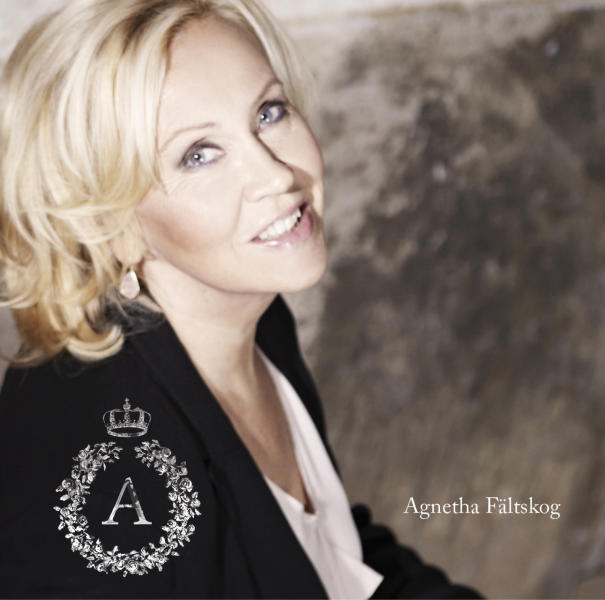 "This undated photo released by Verve shows former ABBA member Agnetha Faltskog, whose new CD, ""A,"" releases on Tuesday, May 14, 2013. (AP Photo/Verve)"