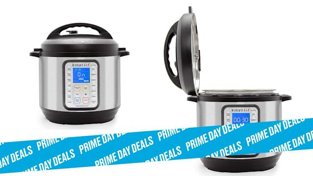 Photo Illustration by Elizabeth Brockway/The Daily Beast * Instant Pot DUO Plus 60, 6-Quart 9-in-1, $56 (57% off). * Replaces nine appliances, easy to use with 15 presets, saves (lots) of time. * Shop the rest of our other Prime Day deal picks here. Not a Prime member yet? Sign up here.This workhorse Instant Pot is on sale at the lowest price it's ever been, $56. And the Prime Day deal actually covers several different Instant Pot products, including a sous vide and a blender. For the time-saving and sleek kitchen upgrading Instant Pot you've been gunning for, this deal is rare and worth it. | Get it on Amazon >Let Scouted guide you to the best Prime Day deals. Shop Here >Scouted is internet shopping with a pulse. Follow us on Twitter and sign up for our newsletter for even more recommendations and exclusive content. Please note that if you buy something featured in one of our posts, The Daily Beast may collect a share of sales.Read more at The Daily Beast.Got a tip? Send it to The Daily Beast hereGet our top stories in your inbox every day. Sign up now!Daily Beast Membership: Beast Inside goes deeper on the stories that matter to you. Learn more.