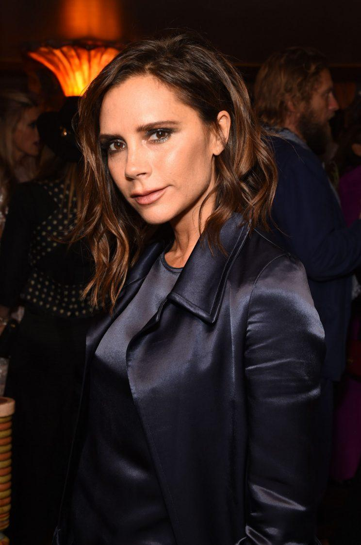 Victoria Beckham is about to be an OBE recipient. (Photo: Getty Images)