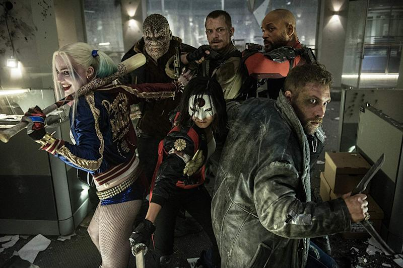 Some of the Suicide Squad will return for James Gunn.