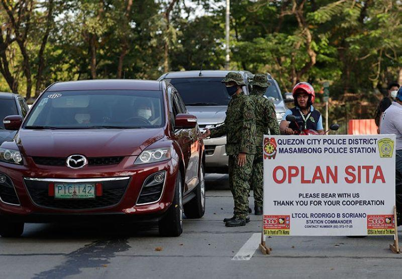 4 cops manning checkpoints infected with new coronavirus