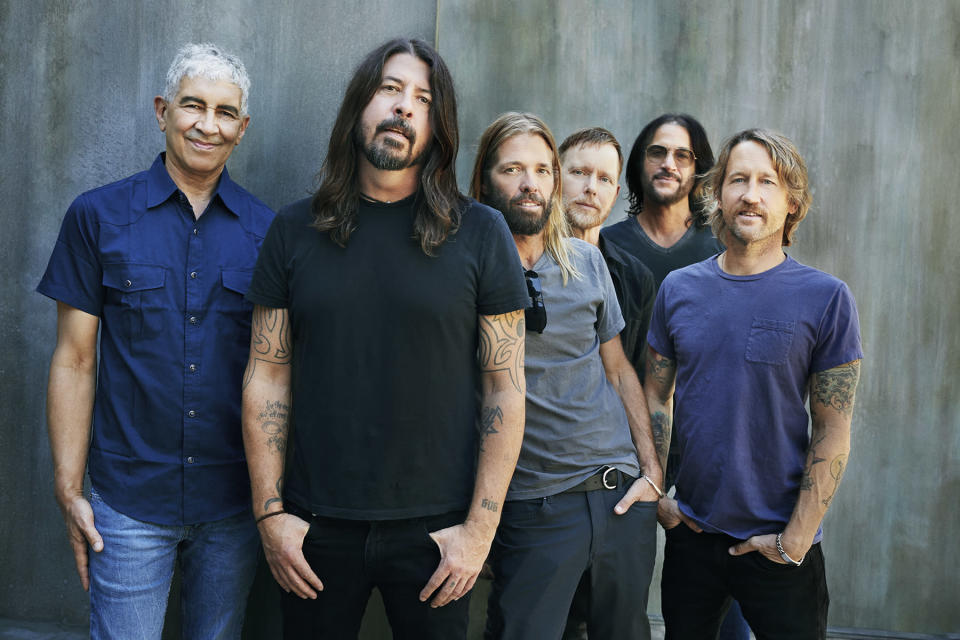 foo-fighters - Credit: Danny Clinch*