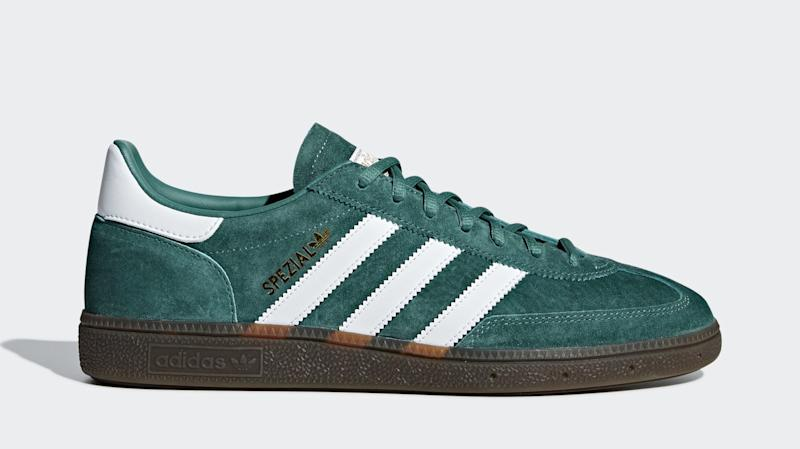b6965d09be3 Adidas Has 'St. Patrick's Day' Vintage-Style Shoes That Will Bring ...