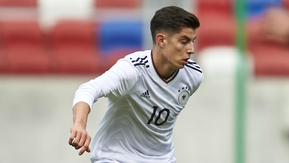 Kai Havertz, Germany, Bayer Leverkusen