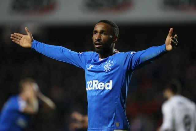Jermain Defoe is joining Rangers on a permanent deal (Andrew Milligan/PA)