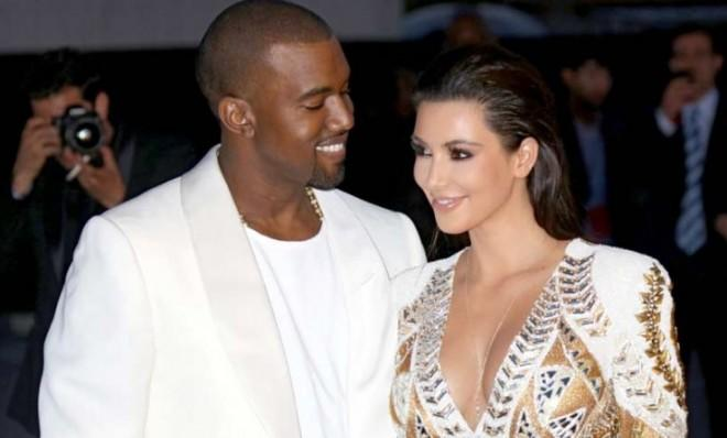 Kanye West may be the only man who could rival girlfriend Kim Kardashian's narcissism, and, for some reason, we can't look away.