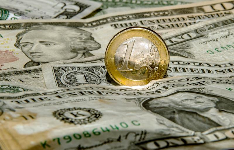 US dollar's status is in question as the euro hits two-and-half year high, investment manager says