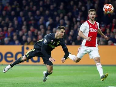 Champions League: Serie A leaders Juventus put domestic responsibilities on back-burner to focus efforts on youthful Ajax side