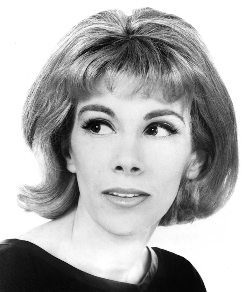 Joan Rivers poses for a portrait circa 1967 in New York City, New York. (Michael Ochs Archives/Getty Images)