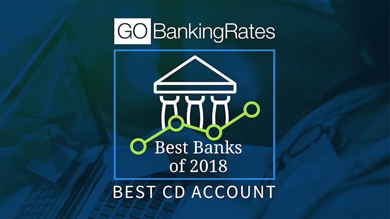Best Cd Rates >> Best Cd Account Of 2018 Marcus By Goldman Sachs