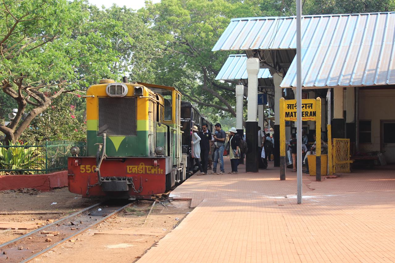 <p>Located at a distance of approximately 90-100Km from Mumbai, Matheran is one of India's oldest hill stations and provides a panoramic view of the topography. It is the only Asian hill station which has been declared automobile-free as it is an eco-sensitive region.<br />Getting There: Matheran can only be accessed via the toy train from Neral to Matheran.<br />Main Attractions & Activities: If you're in Matheran, you're bound to do some Horse Riding but you could also opt for some Trekking and Valley Crossing as well. The places to visit include One Tree Hill, Echo Point, Charlotte Lake, Panorama Point and Lords Point.<br />Average Cost for a Weekend: Approximately Rs.7000-9000. </p>