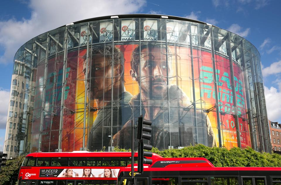 BFI IMAX could be knocked down