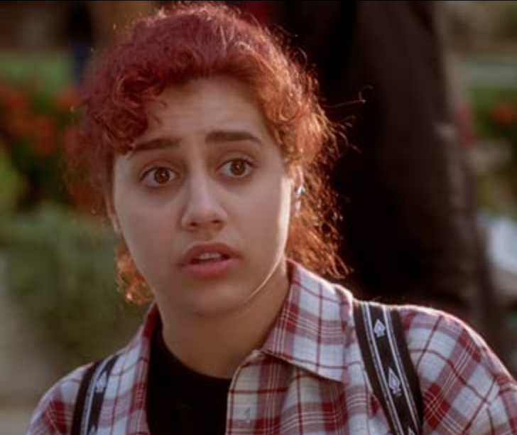 <p>Purple-red hair? As if. Well, except in the '90s, when it was actually really cool. No one pulled it off better than Brittany Murphy in <em>Clueless</em>.  </p>