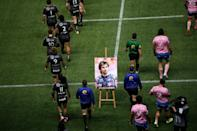 French rugby mourned Dominici's death last year