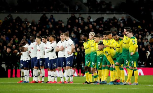 FA Cup Fifth Round - Tottenham Hotspur v Norwich City