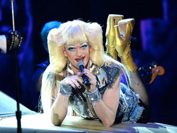 PHOTO: Neil Patrick Harris and the cast of 'Hedwig and the Angry Inch' perform onstage during the 68th Annual Tony Awards at Radio City Music Hall, June 8, 2014, in New York City. (Kevin Mazur/Getty Images, FILE)