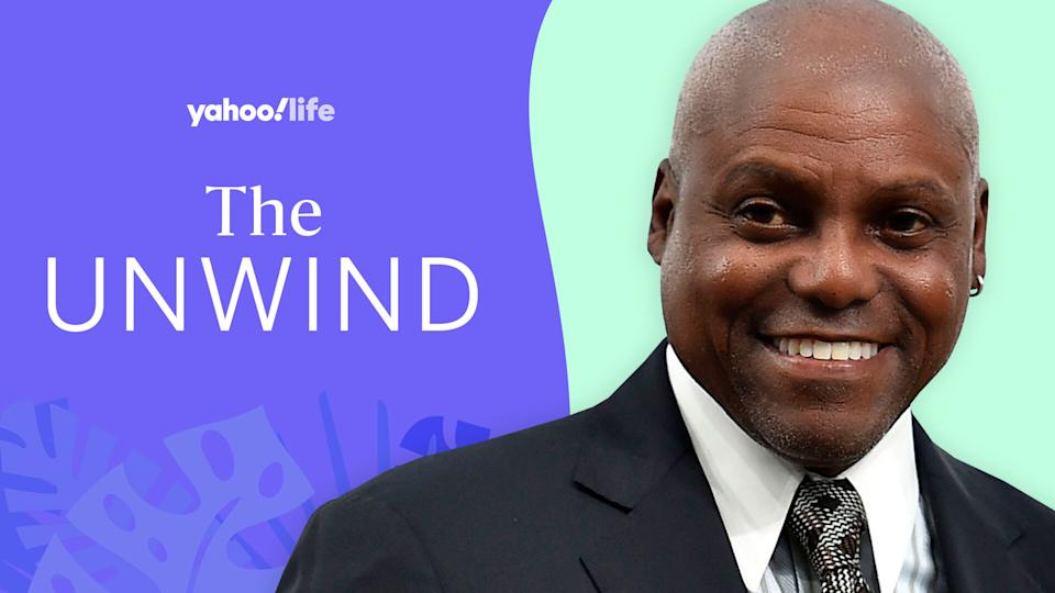 Olympian Carl Lewis on mental well-being, fitness and being vegan. (Photo: Getty; designed by Quinn Lemmers)