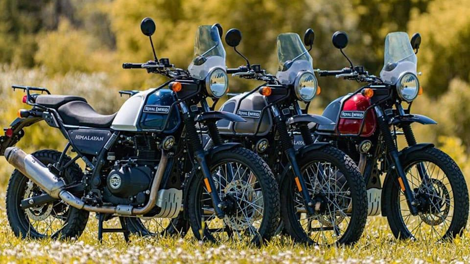 2021 Royal Enfield Himalayan to be launched on February 10