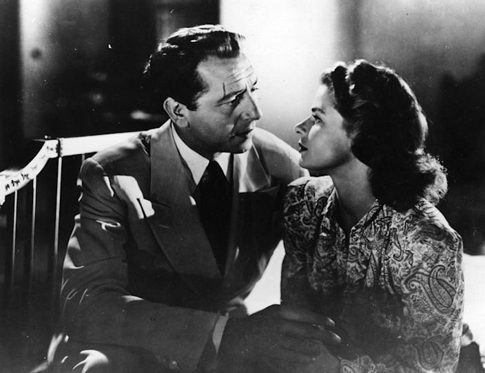 <p>Humphrey Bogart portrayed Rick, an American expatriate, who watched his ex-lover, Ilsa, walk back into his life. Now married, Ilsa and her husband need help to escape to America. Taking place during World War II, the cynical Rick is left to decide whether he will help Ilsa, portrayed by Ingrid Bergman. Either way, they will always have Paris.</p>