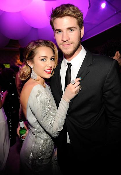 Miley Cyrus And Liam Hemsworth Are Planning A Summer Wedding