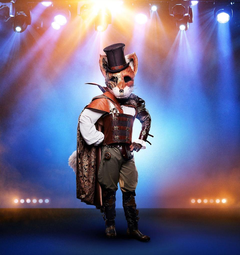 """<p>""""When you see the clues, the clues are more or less a voiceover that we did, believe it or not,"""" contestant Joey Fatonne told <a href=""""https://www.eonline.com/news/1016590/the-masked-singer-reveals-intense-secret-keeping-measures-in-behind-the-scenes-video#photo-949399"""" rel=""""nofollow noopener"""" target=""""_blank"""" data-ylk=""""slk:E! News"""" class=""""link rapid-noclick-resp"""">E! News</a>. """"There was so much stuff going on that they actually had somebody else in the costumes when we did the vignettes. When you see the clues, that wasn't me in the costume. The voice was me, but the costume was not.""""</p>"""