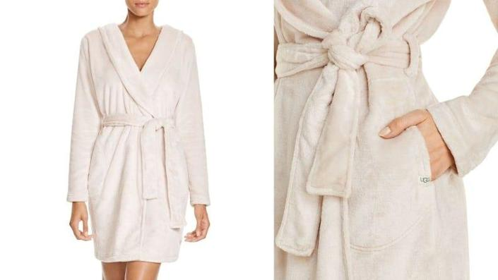 Ugg's Miranda robe is a hug for your whole body.