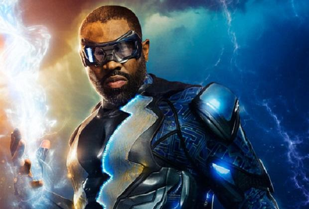 Get Your First Look at The CW's Latest Superhero, Black Lightning