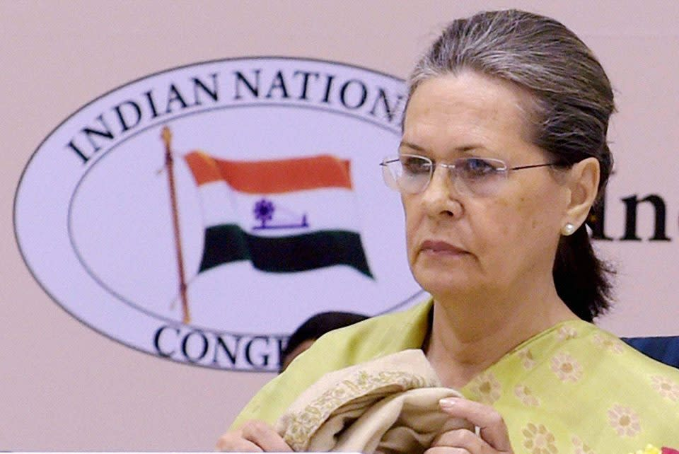 <p>Sonia Gandhi might not be in the spotlight as much as her son Rahul Gandhi, but she is still a powerful leader of the Congress Party. As a part of the party, as the president since 1998, she has a say in the final decisions made by the party.<br /> Interesting Fact: Sonia Gandhi is an avid reader. One of her favourite authors is said to be Munshi Premchand. Image source: Social Media </p>