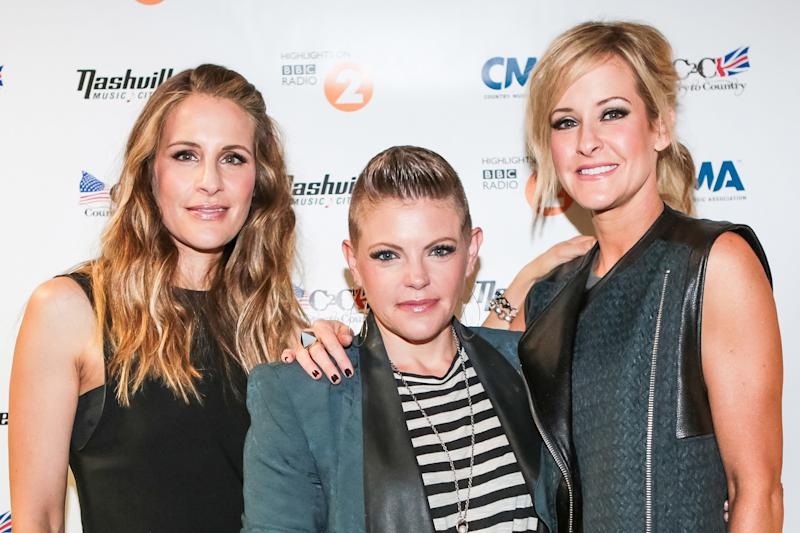 Dixie Chicks confirm on Instagram that a new album is coming