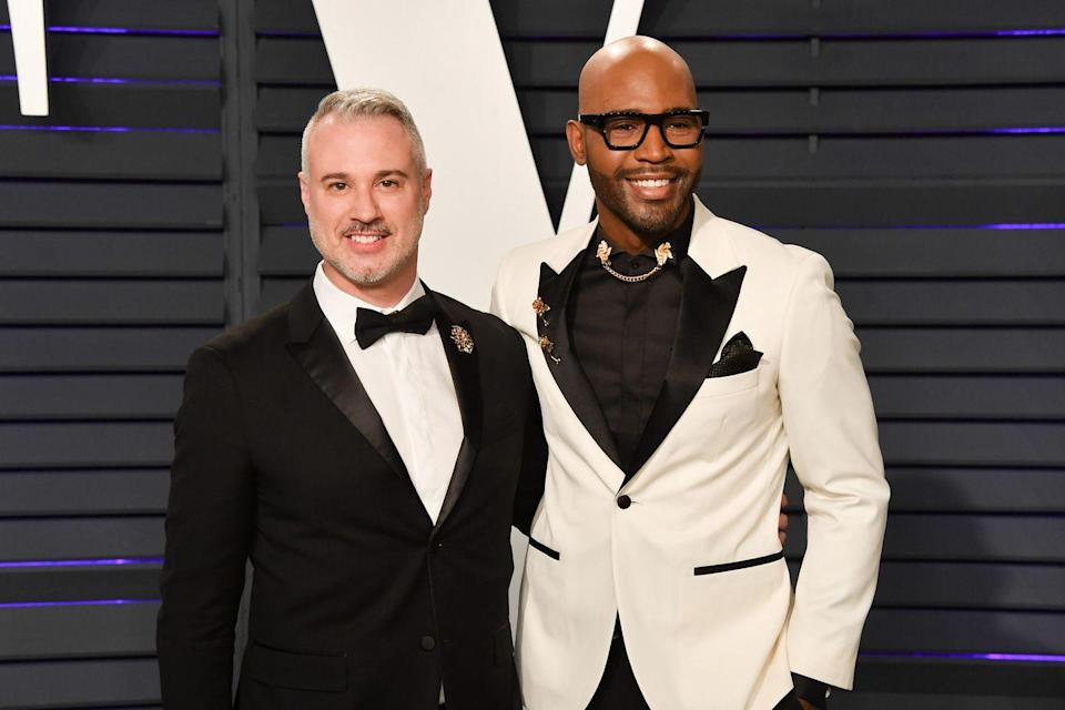 """<p>Sorry to all the <em>Queer Eye</em> fans who weeped hard over Karamo Brown and Ian Jordan's relationship, but it really seemed like they were going to make it...especially because they stayed together for 10 years. The pair was supposed to tie the knot this summer, responsibly postponed the wedding because of the pandemic, and later decided to call off their entire relationship. """"We broke up about three and a half months ago,"""" Karamo said <a href=""""https://www.youtube.com/watch?v=j5dW_XPrReg&feature=emb_logo"""" rel=""""nofollow noopener"""" target=""""_blank"""" data-ylk=""""slk:on The Ellen DeGeneres show in September"""" class=""""link rapid-noclick-resp"""">on <em>The Ellen DeGeneres</em> show in September</a>. """"I was like, this is a moment where I need to decide, 'Is my happiness important?' And once I made that decision, I said, 'You know, we are going to have to break up.'""""</p>"""