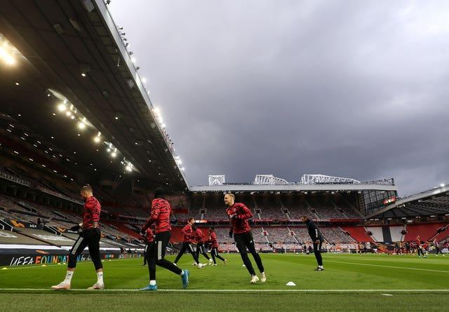 Manchester United face a packed fixture schedule