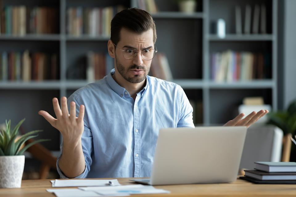 Slow computer? Check out these tips. (Photo: Getty)
