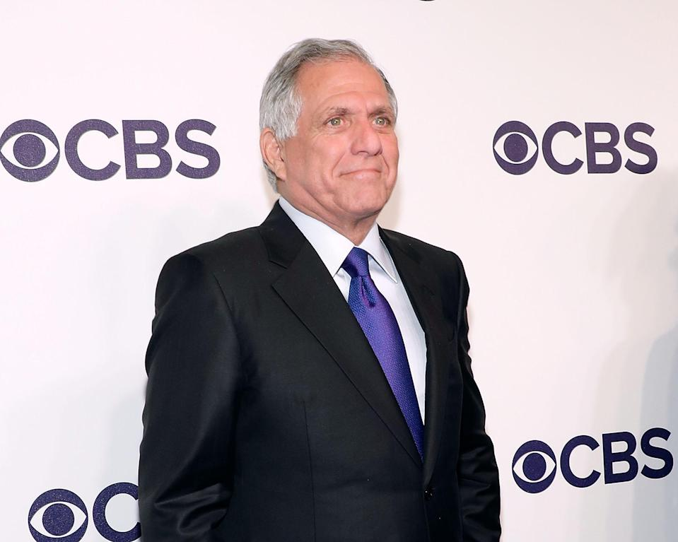 Leslie Moonves at the Plaza Hotel on May 17, 2017, in New York City (Photo: Getty Images)