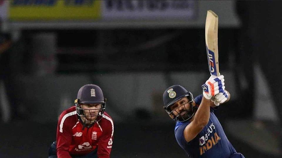 Rohit Sharma completes 9,000 runs in T20 cricket: Details here