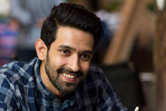 Actor Vikrant Massey