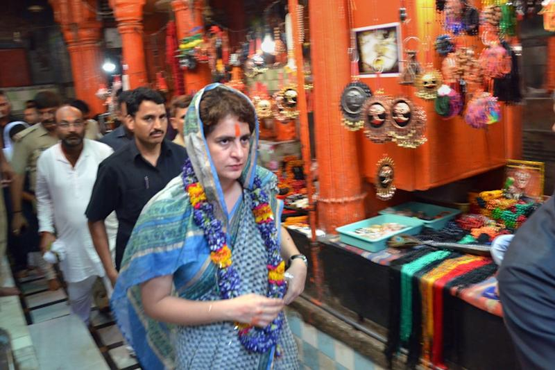 Priyanka Gandhi Welcoming Ayodhya Ceremony is a Throwback to Rajiv Gandhi's Ram Temple Tightrope