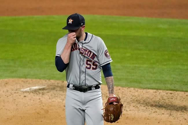 No days off puts stress on pitchers in Division Series, LCS
