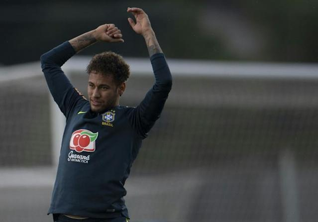 Brazil striker Neymar plays for Paris Saint-Germain, admires Manchester City coach Pep Guardiola and is being linked with a move to Real Madrid