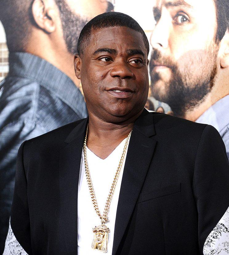 Tracy Morgan is ready to make audiences laugh again. (Photo: Jason LaVeris/FilmMagic)