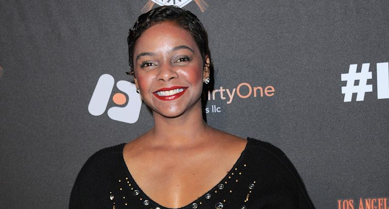 Lark Voorhies is not taking part in the Saved by the Bell reboot. (Photo by Albert L. Ortega/Getty Image)