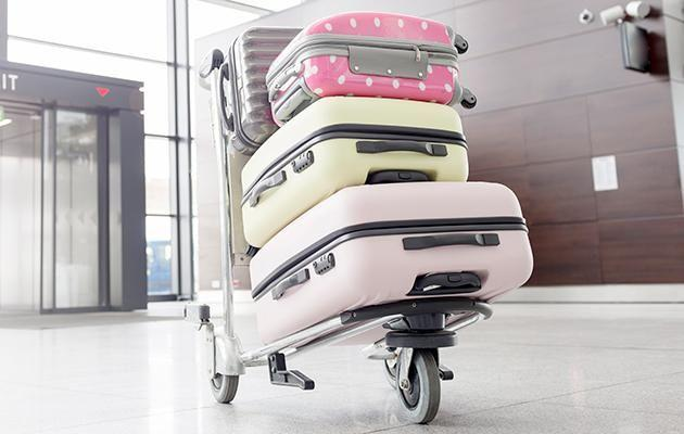 This is the luggage hack you need to know about. Photo: Getty Images