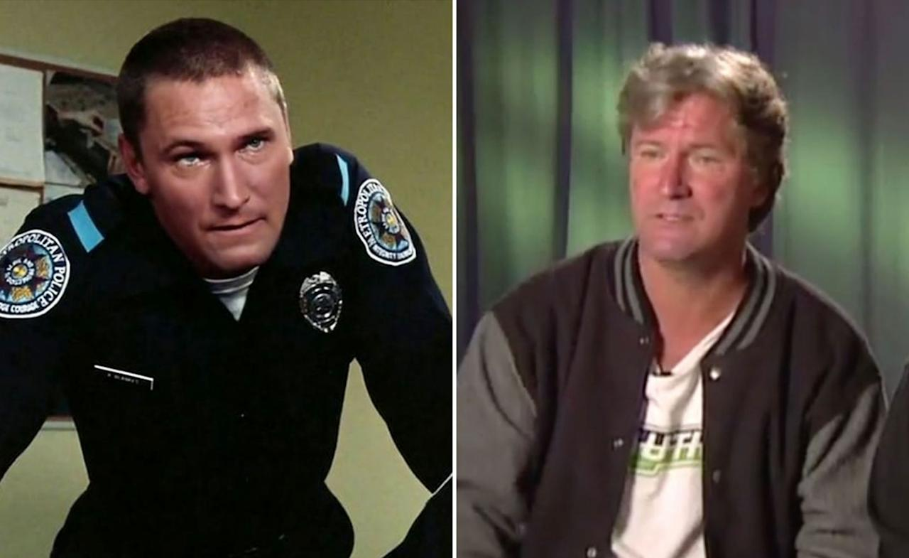 <p>Blankes should have known better than to spy on the new recruits, as he became the butt of their jokes in the first and third <i>Police Academy</i> films. In between those movies, von Hoffman starred in <i>Rustler's Rhapsody</i> with Tom Berenger and – aside from a few other bit parts – appeared in four episodes of <i>Baywatch Nights</i>, but hasn't acted since 2004. </p>